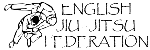 English Jiu Jitsu Federation Logo